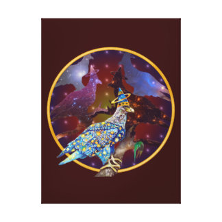 Eagle - Heavenly Wanderer № 31 Gallery Wrap Canvas