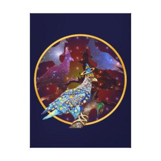 Eagle - Heavenly Wanderer № 31 Canvas Prints