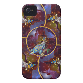 Eagle - Heavenly Wanderer № 31 Case-Mate iPhone 4 Cases