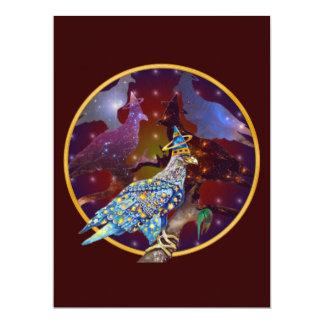 Eagle - Heavenly Wanderer № 31 Custom Invitation