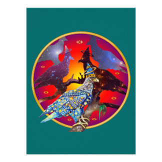 Eagle - Heavenly Wanderer № 32 Personalised Invites