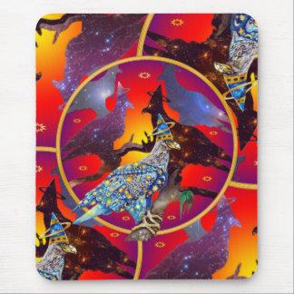 Eagle - Heavenly Wanderer № 32 Mouse Pad