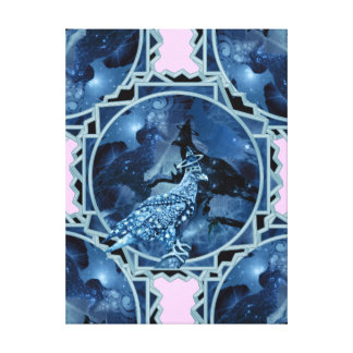Eagle - Heavenly Wanderer № 33 Gallery Wrap Canvas