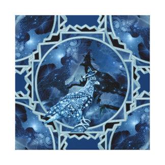 Eagle - Heavenly Wanderer № 33 Canvas Prints