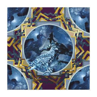 Eagle - Heavenly Wanderer № 43 Gallery Wrap Canvas