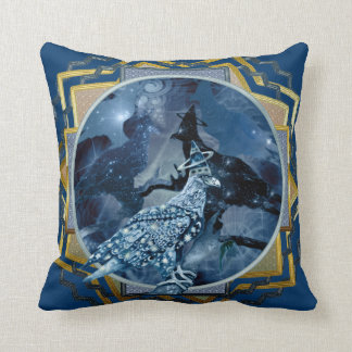 Eagle - Heavenly Wanderer № 5 Cushion