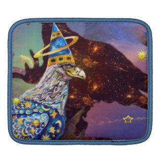 Eagle - Heavenly Wanderer № 65 Sleeve For iPads
