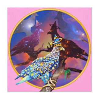 Eagle - Heavenly Wanderer № 6 Gallery Wrap Canvas