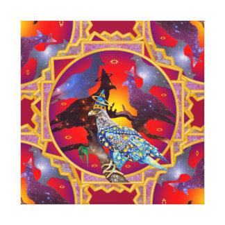 Eagle - Heavenly Wanderer № 7 Canvas Print