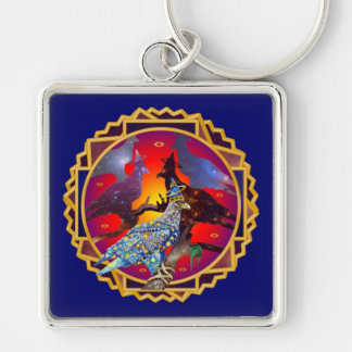 Eagle - Heavenly Wanderer № 9 Key Ring