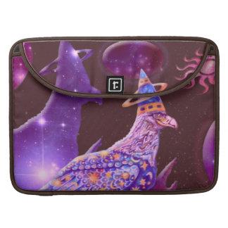 Eagle - Heavenly Wanderer Sleeve For MacBook Pro