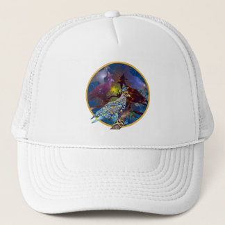 Eagle - Heavenly Wanderer Trucker Hat