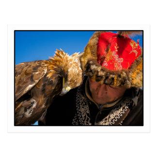 Eagle Hunter Postcard