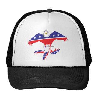 Eagle I and Rats Mesh Hat
