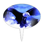 Eagle in Flight Cake Toppers