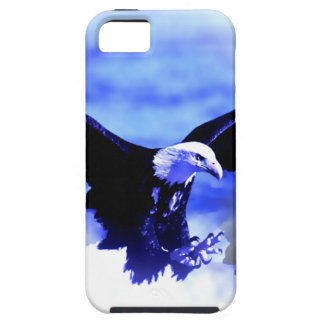 Eagle in Flight iPhone 5 Cover