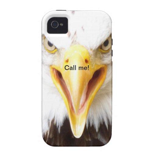 Eagle iPhone case  bird of prey case beak iPhone 4 Case