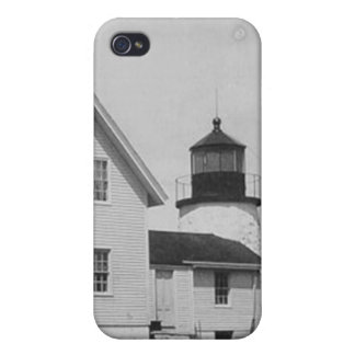 Eagle Island Lighthouse iPhone 4 Cases
