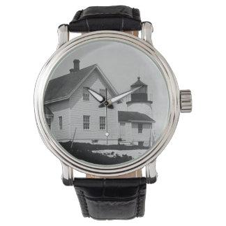 Eagle Island Lighthouse Wristwatches