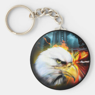 eagle key ring