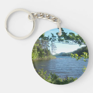 Eagle Lake, Maine, USA Key Ring