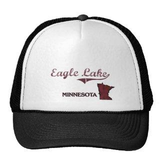 Eagle Lake Minnesota City Classic Hat