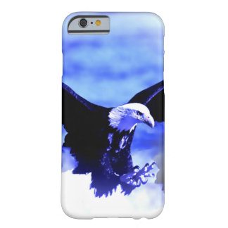 Eagle Landing Blue Color Tones iPhone 6 Case Barely There iPhone 6 Case