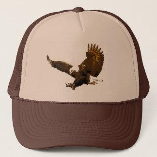Eagle Landing Trucker Hat