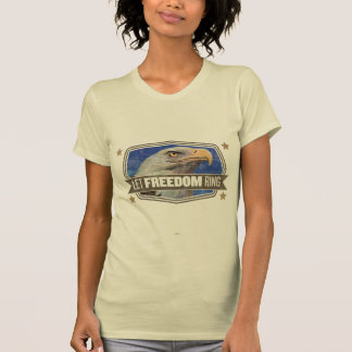 Eagle-Let Freedom Ring T-Shirt