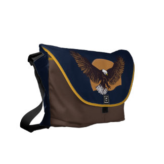 Eagle moon swoop everyday messenger bag