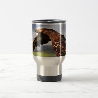Eagle Stainless Steel Travel Mug