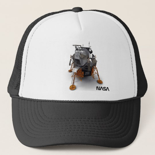 Eagle Nasa Cap