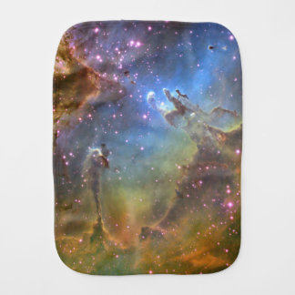 EAGLE NEBULA BURP CLOTH