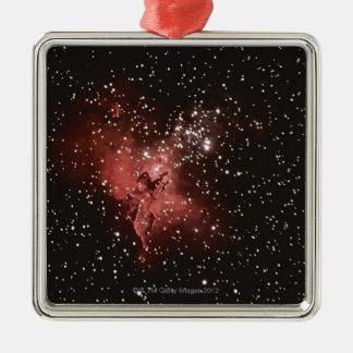 Eagle Nebula Christmas Ornament