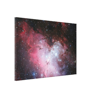 Eagle Nebula Gallery Wrapped Canvas