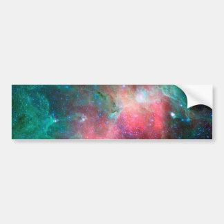 Eagle Nebula (Infrared) Bumper Stickers