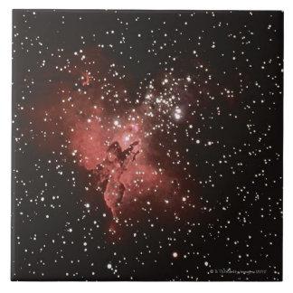 Eagle Nebula Large Square Tile