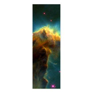 Eagle Nebula M16 Hubble Business Card Template