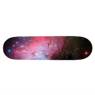 Eagle Nebula, Messier 16 - Pillars of Creation 21.6 Cm Skateboard Deck