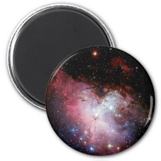 Eagle Nebula (outer space) ~.jpg 6 Cm Round Magnet