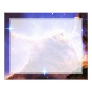 Eagle Nebula Pillar Detail (Hubble) Flyer