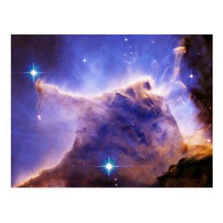 Eagle Nebula Pillar Detail (Hubble) Postcard