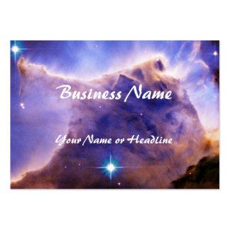 Eagle Nebula Pillar Detail Space Business Card