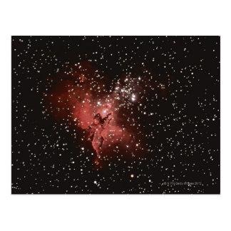 Eagle Nebula Post Card