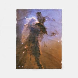 Eagle Nebula Small Fleece Blanket