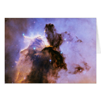 Eagle Nebula Spire Messier 16 NGC 6611 M16 Greeting Card