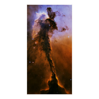 Eagle Nebula Spire Messier 16 NGC 6611 M16 Poster