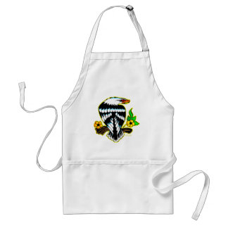 Eagle On Branch Aprons