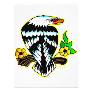 Eagle On Branch Custom Flyer