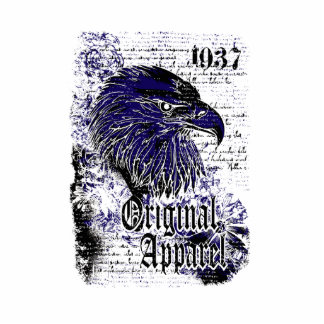eagle original apparel affected design acrylic cut out